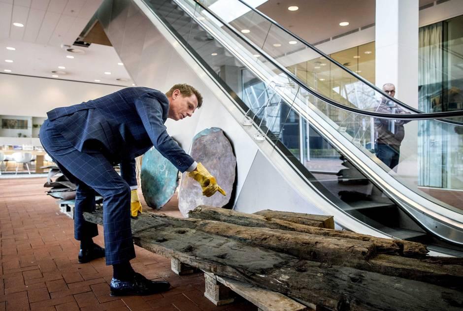 Des chercheurs retrouvent une épave du 16e siècle aux Pays-Bas ! By Jack35 3