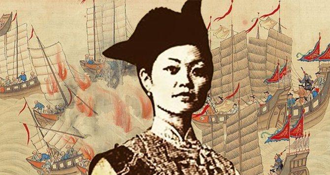 Femmes pirates : Ching Shih ! By Jack35 1-10