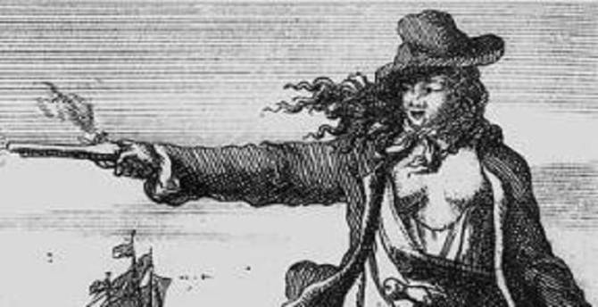 Femmes pirates : Anne Bonny ! By Jack35 1-11