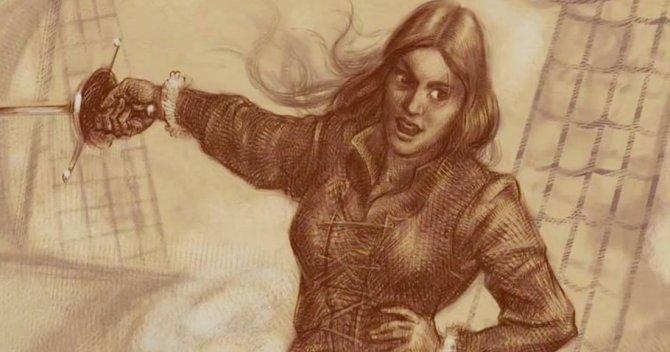 Les femmes pirates : Jeanne de Clisson ! By Jack35 1-8
