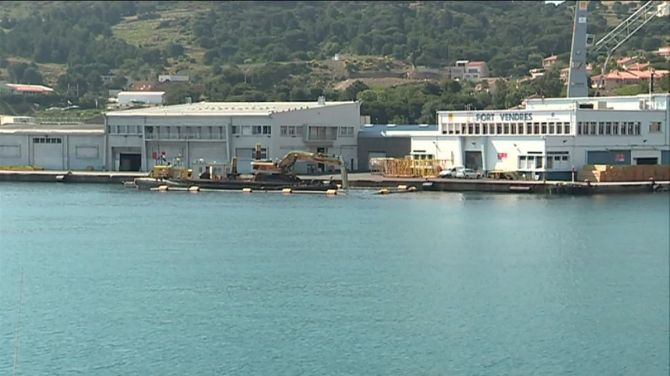 Enquête ouverte à Port-Vendres : un site antique détruit par des travaux dans le port ? By Jack35 1-4